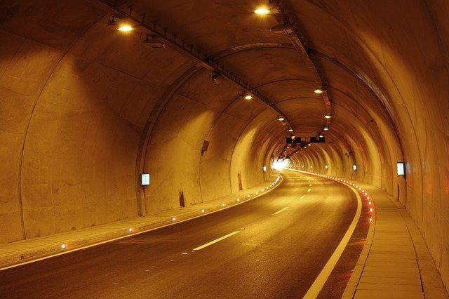 dopravní tunel