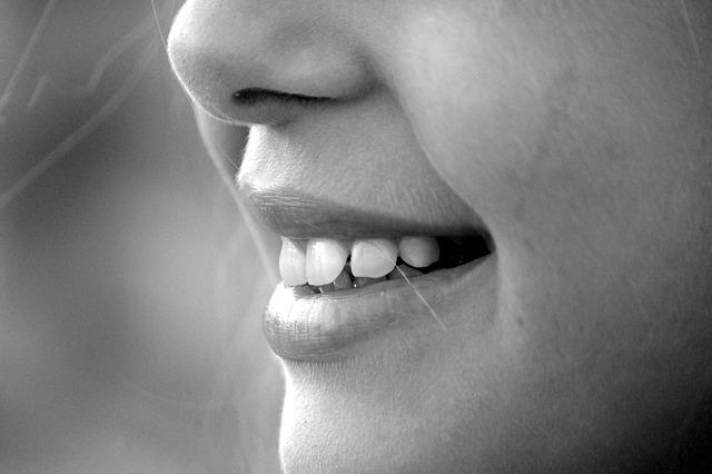 pěkný úsměv