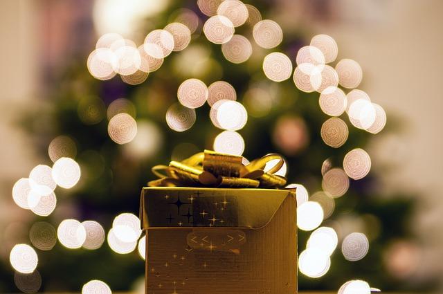 dáreček vánoční