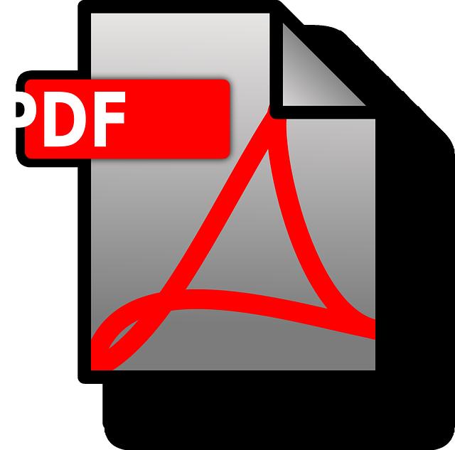 PDF soubor