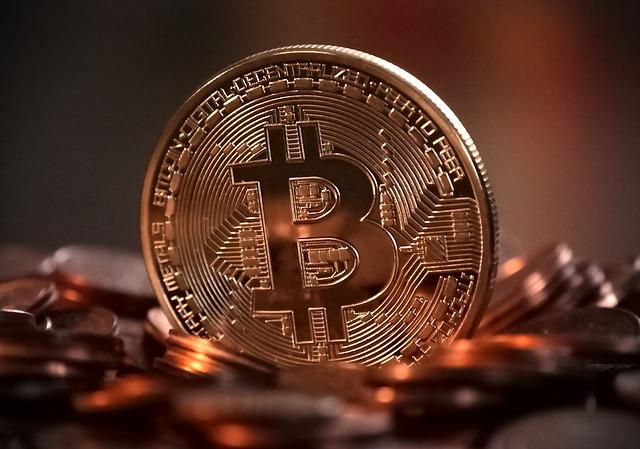 znak bitcoinu