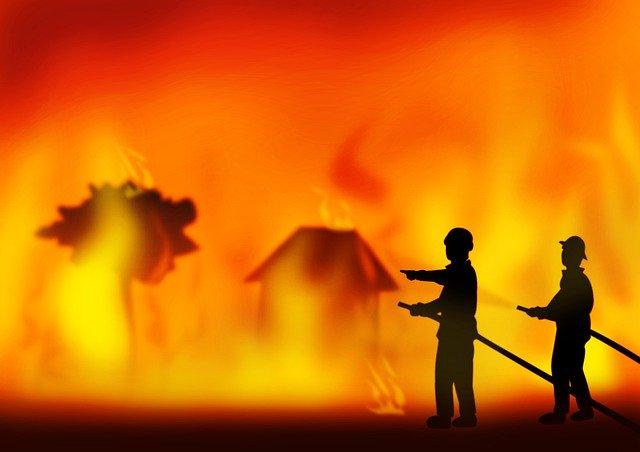 hasiči jsou pro každého vzorem